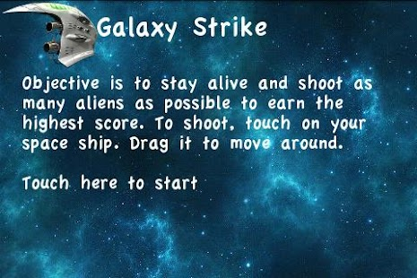 Galaxy Strike - screenshot thumbnail