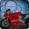 Ducati Panigale Motorbike LWP icon