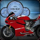 Ducati Panigale Motorbike LWP