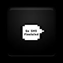 GO SMS Pixelated Theme logo