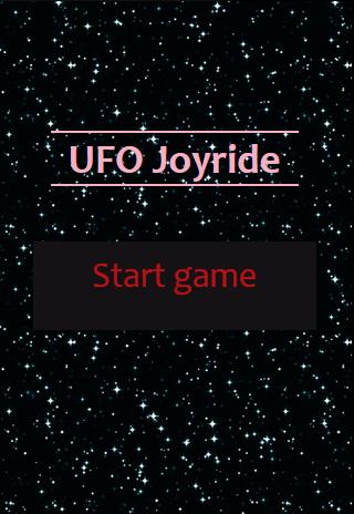 UFO Joyride