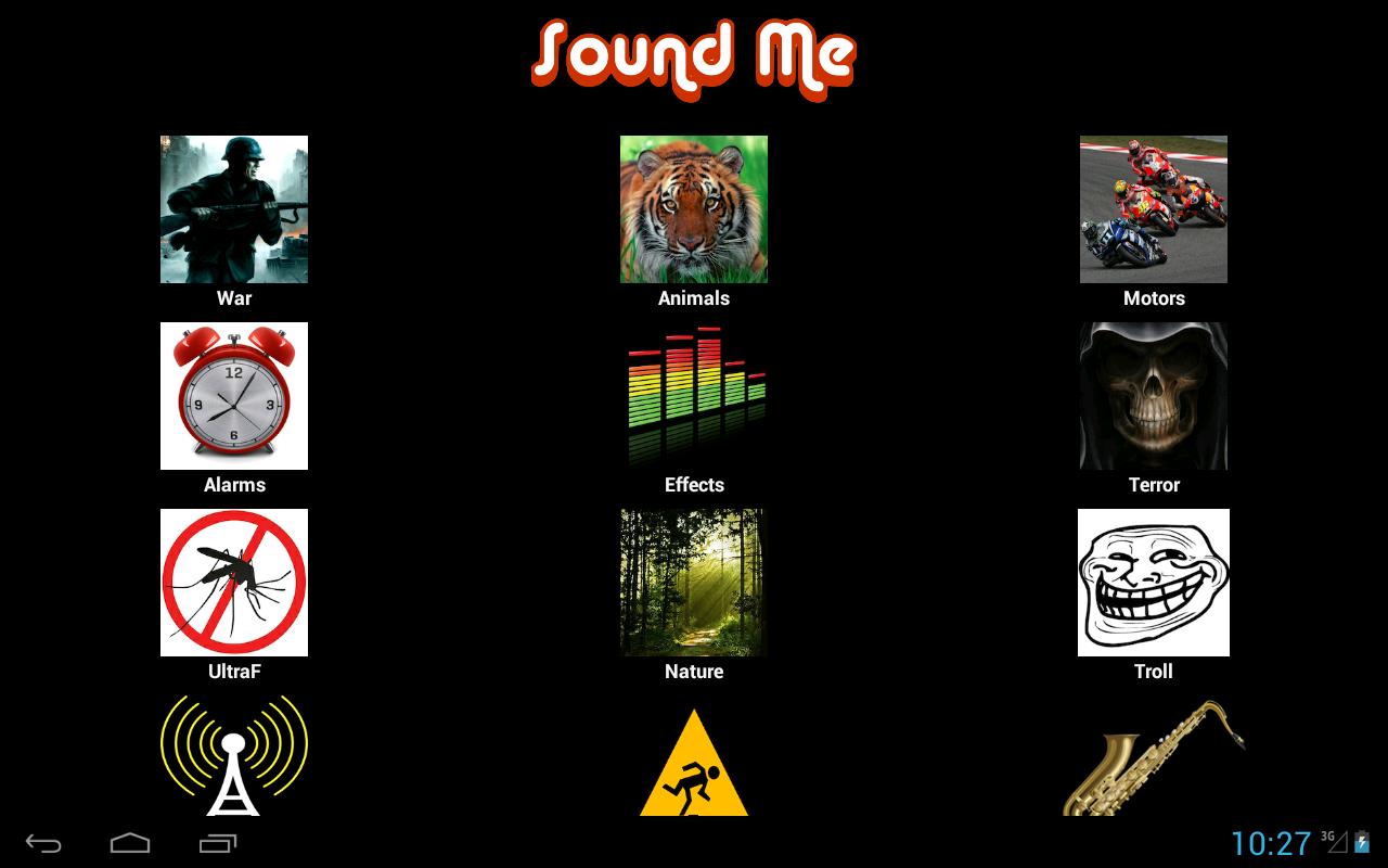 Notification Sounds - screenshot