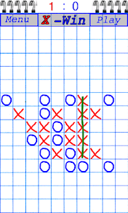 Gomoku  (Tic Tac Toe)- screenshot thumbnail