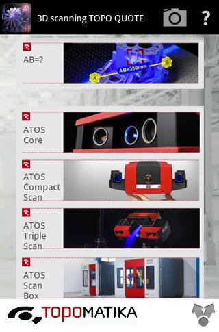 玩工具App|Topo Quote 3D scanning免費|APP試玩