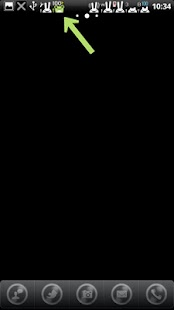 Frog Battery screenshot