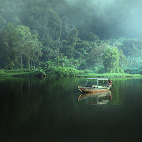 by Antonius Candy - Landscapes Travel