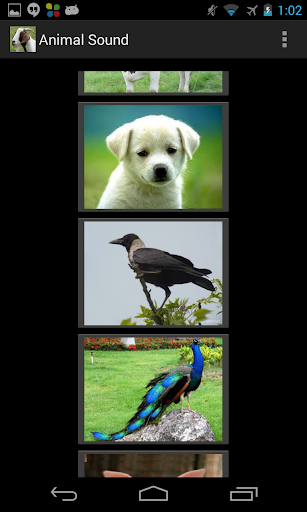 Animal Sounds For Kids 2.0 screenshots 2