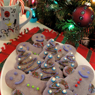 SANTA'S JUST NOT RIGHT CHRISTMAS COOKIES