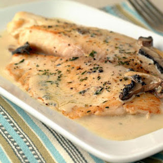 Cream Of Mushroom Tilapia Recipes.