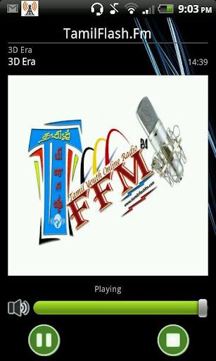 TamilFlash.FM Radio