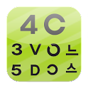 시력 검사 logo