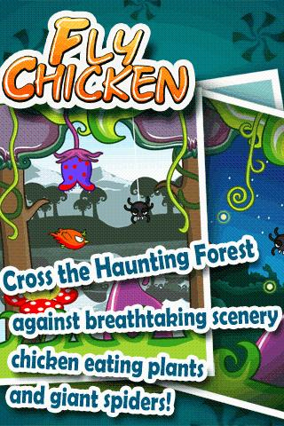 Fly Chicken - screenshot