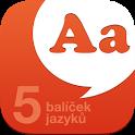 Slovník do kapsy - 5 jazyků icon