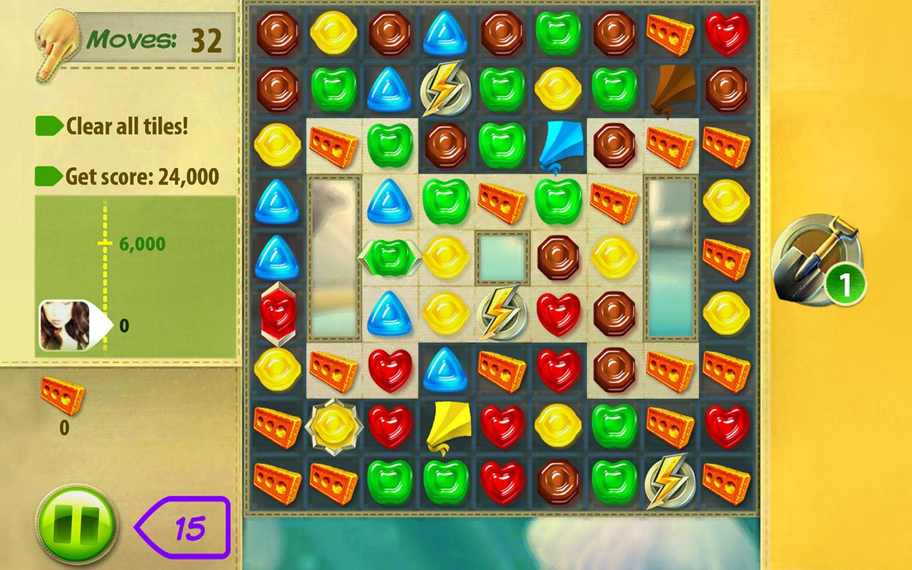 Gummy Drop!- screenshot