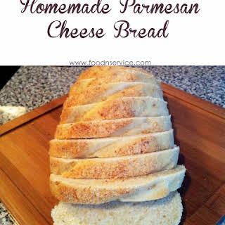 Italian Parmesan Bread.