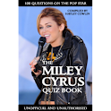 The Miley Cyrus Quiz Book logo