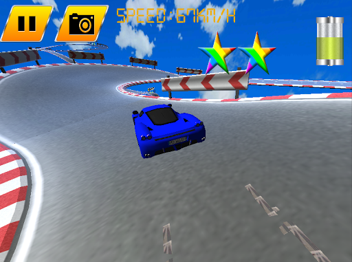Space Adventure Racing