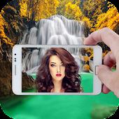 Waterfall Selfies