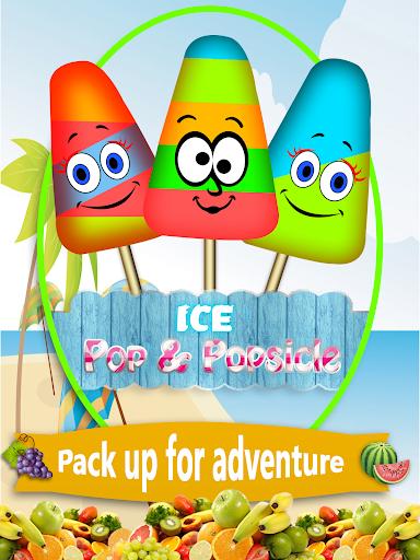 冰棒及雪糕制作童装