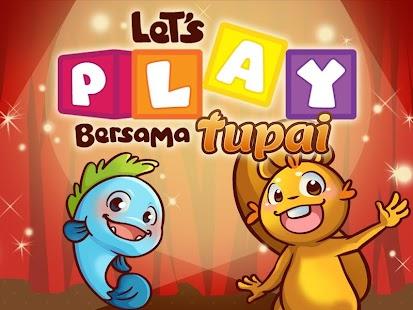 Let's Play bersama Tupai