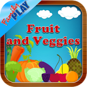 Fruit and Veggies: Learn Food