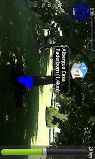 Augmented Reality St James Way- screenshot thumbnail