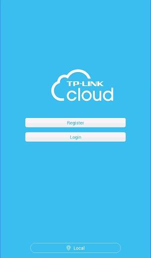 TP-LINK tpCamera Screenshot