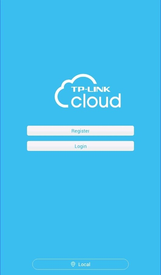 TP-LINK tpCamera- screenshot