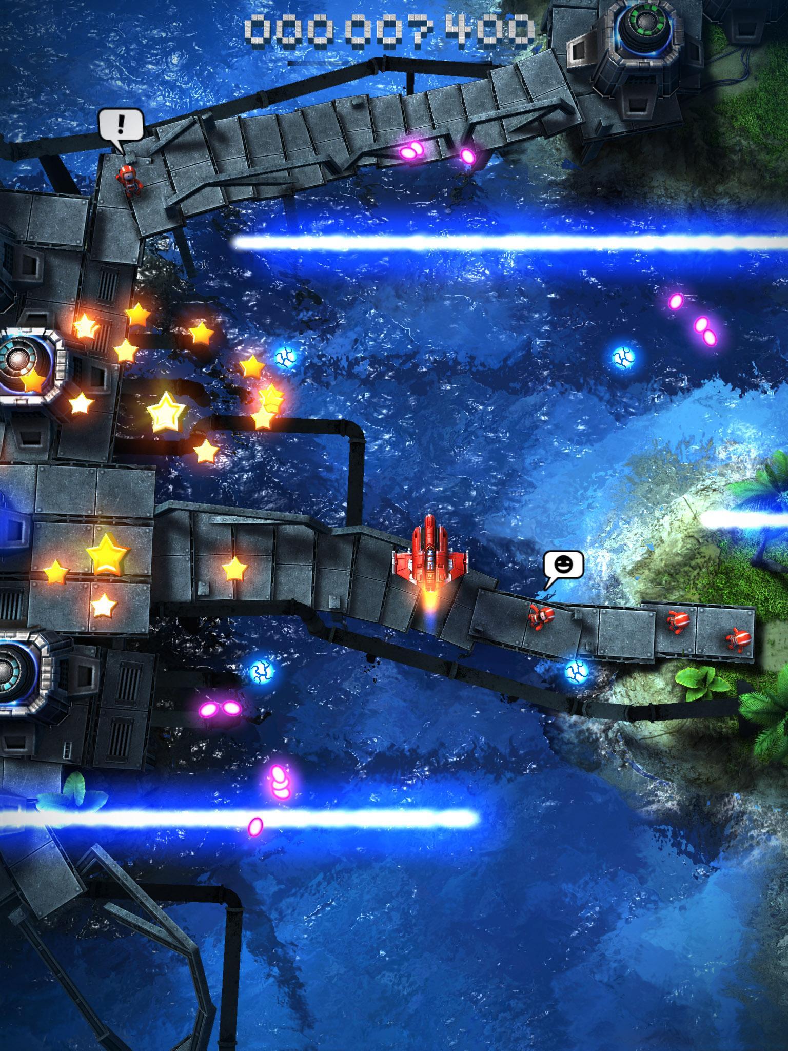 Sky Force 2014 screenshot #3