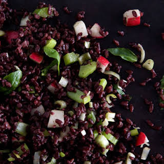 Black Rice Salad.