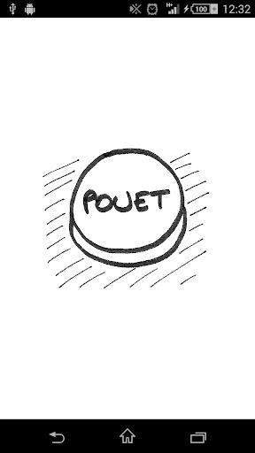 The Pouet Button
