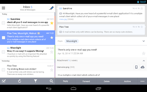 SolMail - All-in-One email app Screenshot 11