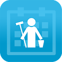 Clean House - chores schedule icon