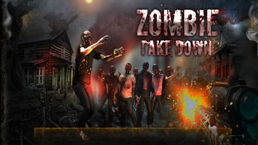 Zombie Takedown Super Shooter