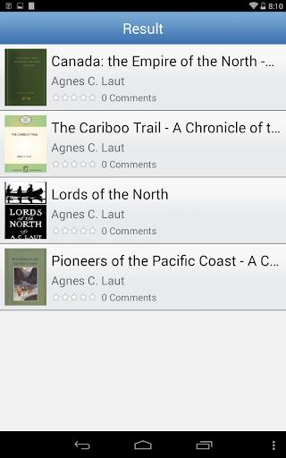 【免費書籍App】Best Canadian Literature Books-APP點子