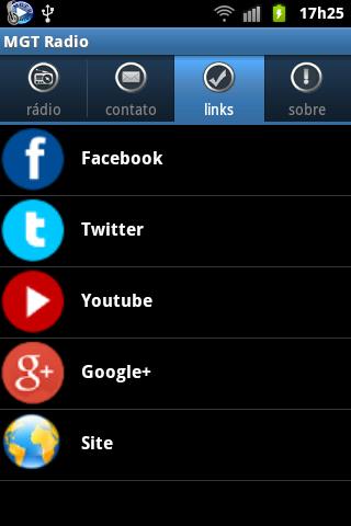 【免費音樂App】MGT Rádio-APP點子