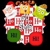 GO SMS THEME - SCS429