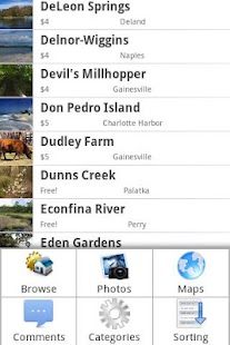 Florida State Parks - screenshot thumbnail