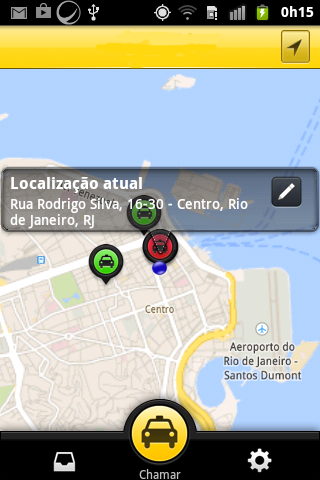 MTX Papa Léguas Taxista