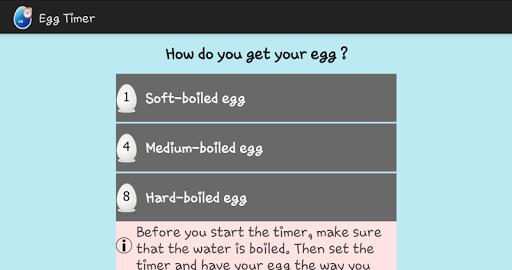【免費工具App】Egg Timer-APP點子