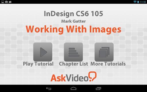 InDesign CS6 - Images