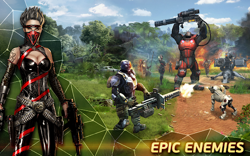 Evolution: Battle for Utopia - screenshot thumbnail