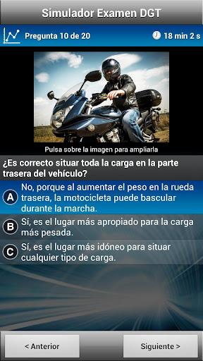 Test Motocicleta A1 A2 GRATIS