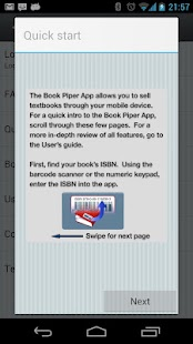 Book Piper- screenshot thumbnail