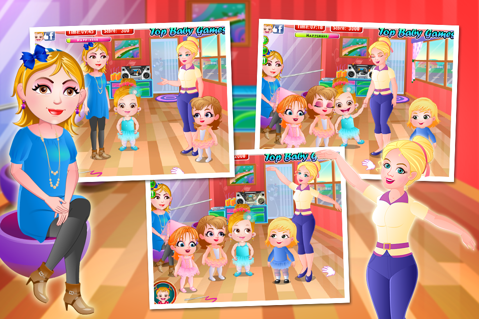 Baby Hazel Ballerina Dance - screenshot