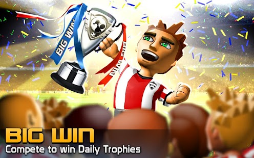 BIG WIN Soccer (football) - screenshot thumbnail