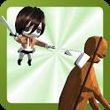 Attack on Mikasa!! icon