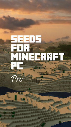 Seeds for Minecraft PC PRO