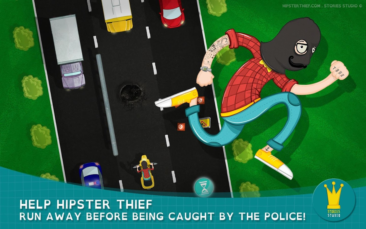 Hipster Thief- screenshot