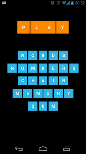 FIND words and numbers Lite- screenshot thumbnail